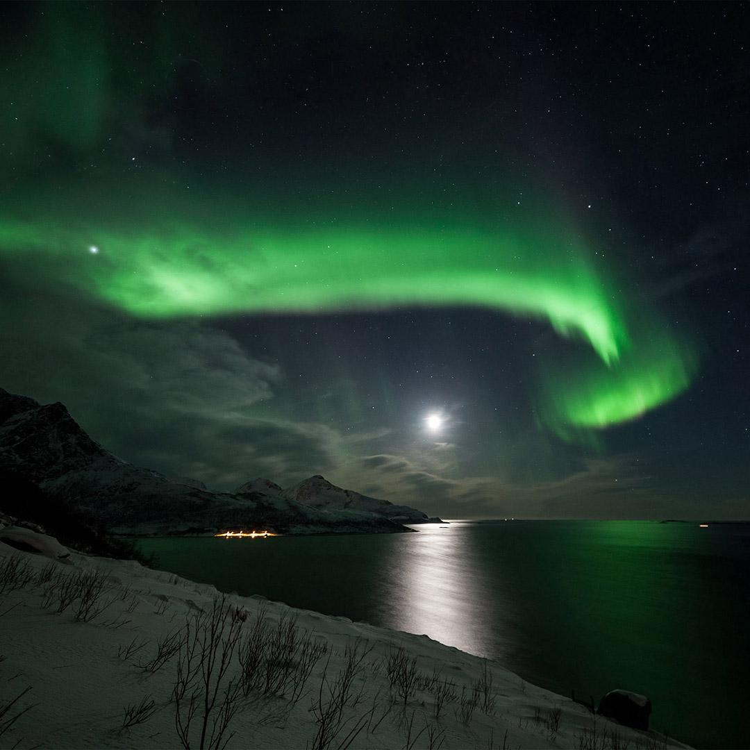 Viaggi fotografici - Aurora Boreale in Norvegia
